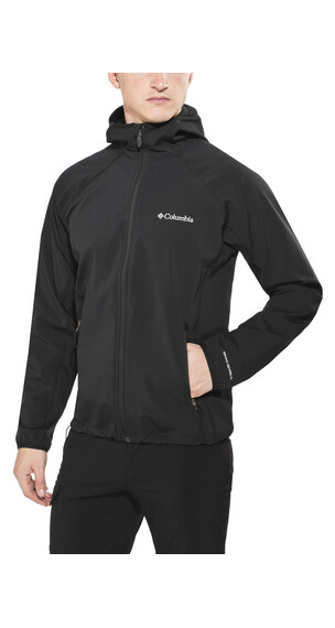 Columbia Whisper Creek Softshell Jacket Men Black